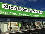 occupazione, leroymerlin, showroom